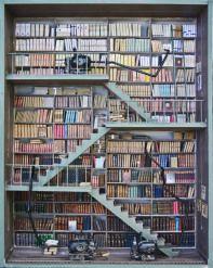 Marc Giai-Miniet dollhouse libraries 5