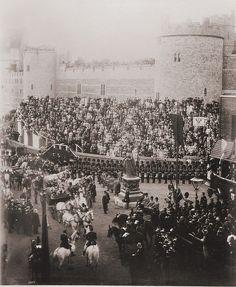 Queen Victoria's Diamond Jubilee by The British Monarchy, via Flickr