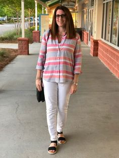 Stitch Fix review April 2019 - Sweet styling sue