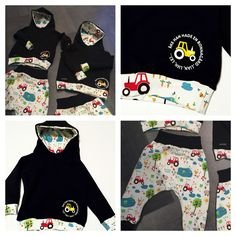 Hoodie for baby and kids to sew. Free pattern! #SilhouettePortrait #babyhoodie #babypattern #freepattern