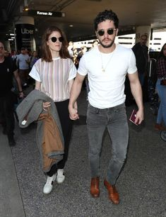 Kit Rose, Rose Leslie, Kit Harrington, Flawless Beauty, Human Behavior, Jon Snow, Mom Jeans, Celebs, Spirit Animal