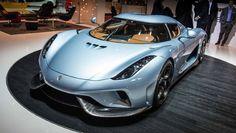 Koenigsegg Regera is 1800bhp of mad - BBC Top Gear