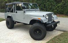 1982 Jeep CJ CJ8 Scrambler