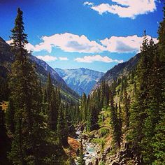 Animas Forks to Silverton, Colorado Jeep trails. (Tracy Lanktree)