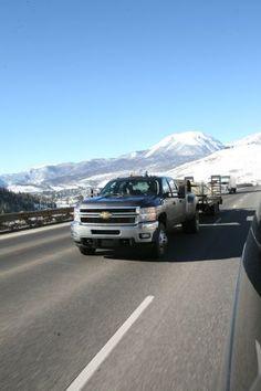 2011 Chevy Silverado 3500 Duramax vs. 2011 Ford F-350 Power Stroke | Diesel Trucks Blog