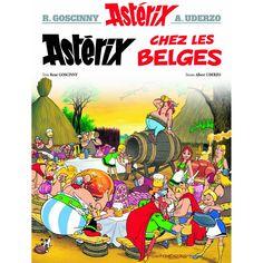 """R. Goscinny & A. Uderzo """"Astérix, tome Astérix chez les Belges"""""""