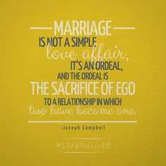 Importance of marriage essay