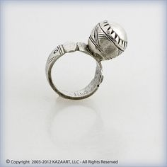 Old Fulani Peul African Silver Ring Amulet Mali | eBay