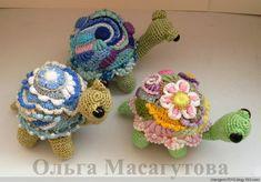 Irish Turtle - florid teaser - florid ☆  ༺✿ƬⱤღ  http://www.pinterest.com/teretegui/✿༻