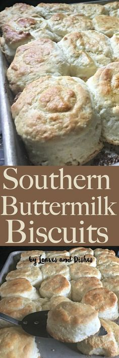Easy Southern Buttermilk Biscuits with photo instructions. These are the best, simple, Hardee's (like) or Bojangles type biscuits like your grandma made. by melody Best Cake Recipes, Bread Recipes, Cooking Recipes, Favorite Recipes, Biscuit Bread, Biscuit Recipe, Best Homemade Biscuits, Easy Biscuits, Fluffy Biscuits