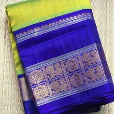 Virupa -The Saree Store ( Kanjivaram Sarees Silk, Kanchipuram Saree, Asian Clothes, Ethnic Sarees, Latest Sarees, Saree Blouse Designs, Saree Collection, Saree Wedding, Colours