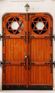 Photo by Donna Parrone - Frankel Street Synagogue - Budapest, Hungary
