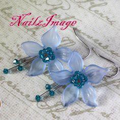 Lucite Flowers Earrings, Daffodil (ELFDA01) Lucite Flowers Earrings, Daffodil (ELFDA01) | Flickr - Photo Sharing!
