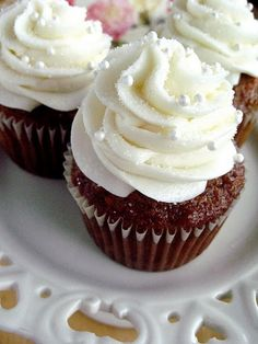 Classic Carrot Cupcakes