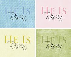 *if i could...*: Religious Easter Printable *free download*