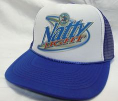 Natty Light Beer natural light Trucker Hat mesh hat Snap Back. choose color  mesh   a123ec8b5003