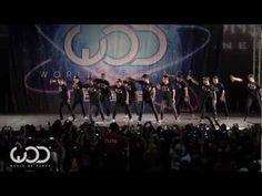 Mos Wanted Crew | World of Dance LA 2013 <33