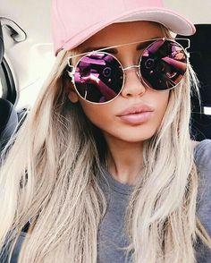 Óculos De Sol Feminino, Óculos Feminino, Acessórios Femininos, Óculos  Escuros Feminino, Óculos 5748796227