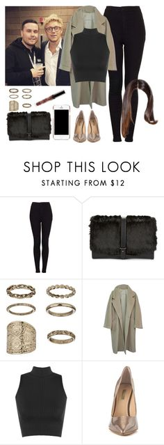 """Las Vegas with Niall. -----> *Cynthia."" by imaginegirlsdsos ❤ liked on Polyvore featuring Topshop, Sam Edelman, MaxMara, WearAll, GUESS and Moschino"