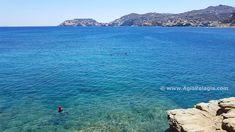 Fylakes beach (or Filakes beach), Crete island, Greece. Παραλία Φυλακές στην Αγία Πελαγία, Κρήτη.  #beach #fylakes #filakes #παραλία #παραλίες #παραλια #παραλιες #αγιαπελαγια #αγίαπελαγία #κρητη #κρήτη #fylakesbeach #fylakescrete