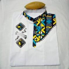 Chemise homme à imprimé wax pour tout type de taille et différents modèles et coloris Men Wear, Everything, Human Height