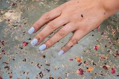 This is called, Lavender Milk Bath. This will be your new go to pastel lavender! It has a nice creamy formula to prevent streakiness and give you that ease of application and amazing pay off. This color perfect for those clients that love a subtle and cool toned pastel look. This gel nail color is a part of the Nail Thoughts x Kokoist gel color collaboration. Tap Through for more info on this color! #lavendernails #pastelnails Fall Nail Art Designs, Christmas Nail Art Designs, Christmas Nails, Gel Nail Colors, Gel Color, Winter Nail Art, Winter Nails, Local Nail Salons, Fall Manicure