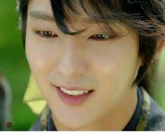 Lee joon gi as Prince Wang so ❤