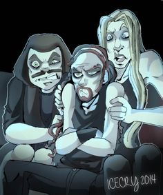 Metalocalypse stuff