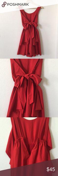 fa5a87c51997 { Keeratika B } handmade tie bow back dress Keeratika dress handmade with  tie back Partial