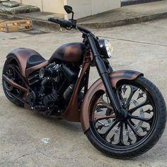 Custom Choppers Harley Davidson