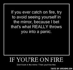 Best advice ever!