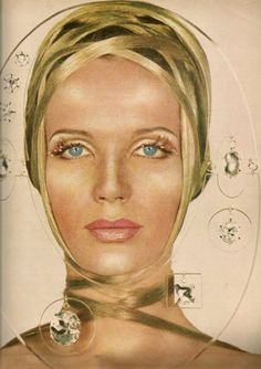 250 Best Icon Veruschka Images On Pinterest Vintage