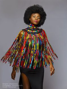 Ghanaian Accessories Brand Aphia Sakyi's New Collection Is Intricately Afrocentr. - Ghanaian Accessories Brand Aphia Sakyi's New Collection Is Intricately Afrocentric! African Fashion Designers, African Men Fashion, African Fashion Dresses, African Beauty, Ankara Fashion, Africa Fashion, African Women, Korean Fashion, African Attire