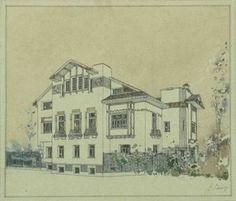 Raimondo D'Aronco La Casa dell'Architetto Palazzo Morpurgo Udine