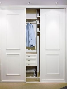Closet doors are vital, yet usually forgotten about when it concerns area design. Produce a make over for your area with these closet door ideas. It is required to produce distinct closet door ideas to improve your home design. Bedroom Closet Doors Sliding, Bedroom Closet Storage, Entryway Closet, Diy Sliding Door, Ikea Closet, Master Bedroom Closet, Bedroom Wardrobe, Bedroom Doors, Diy Door