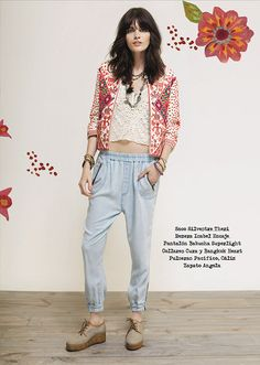 Rapsodia Chile - Lookbook