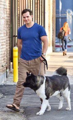 Mischievous smile and I love it Cavill...lol!! :)