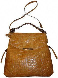 ebcd0baaa8 Women s B Makowsky Leather Purse Handbag Corey Hobo Nutmeg   WomenFashionStores