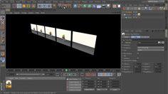 演練:連續時間偏移動畫紋理的運動圖形Multishader