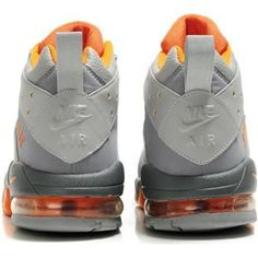 Charles Barkley Shoes   Nike Air Max2 CB 94 Gray/Orange0