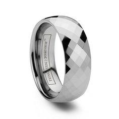 Tungsten wedding bands ideas for men | General Valentine