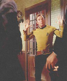 Star Trek TOS - Spectre of the gun