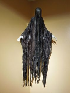 painted dementor maquette harry potter and the prisoner of azkaban