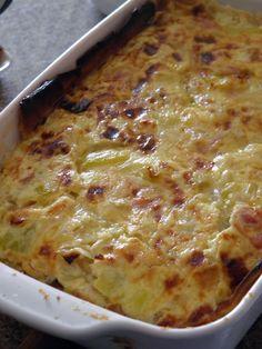 En la Cocina de Amama: Quiche de Calabacín