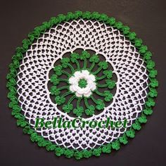 Today I have a special doily pattern for you. I want to thank  Debbie Boivin Kos, who suggested I make a shamrock doily, and    Deborah M...