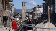 On  August 24th 2016 a 6.2 earthquake hit central Italy killing 241 people and many still missing. They  need to find them and a solution is 5 different technology solutions them. From, making all Wi-Fi accessible to search and rescue teams to being able to send donations over text , being able to call your family for free from the us to Italy and the Facebook safety check to let your family know your okay. Those are they ways technology they are helping the search and rescue.