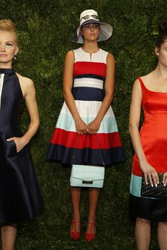Kate Spade RTW Spring 2014 - Slideshow - Runway, Fashion Week, Reviews and Slideshows - WWD.com