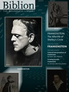 Read Frankenstein like you've never read or explored it before in our new free iPad app, which is now ALIVE, er, live. Check out the web component or download the app here.
