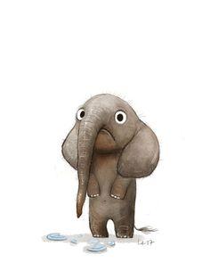 Le migliori immagini su elefanti del arte dell