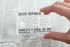 Eye republic | by www.BlickeDeeler.de